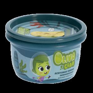 aceitunas verdes anchoa