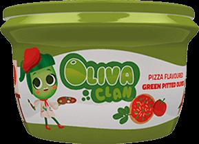 Verde pizza nutriclan